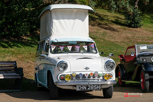 Classic Morris 'Caravanette' | by Paul Melling Photography