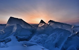 Sunrise Baïkal Lake, Siberia - Russia | by The Voyageur