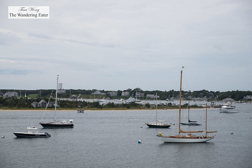 View from Edgartown Lighthouse | by thewanderingeater