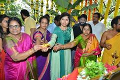 Sree Vishnu New Movie Opening Stills