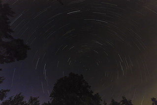 startrails | by a77ard