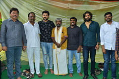Vairam Movie Opening Stills