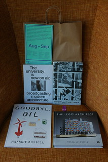 CCA Book Haul - Books | by Bryan Rombough