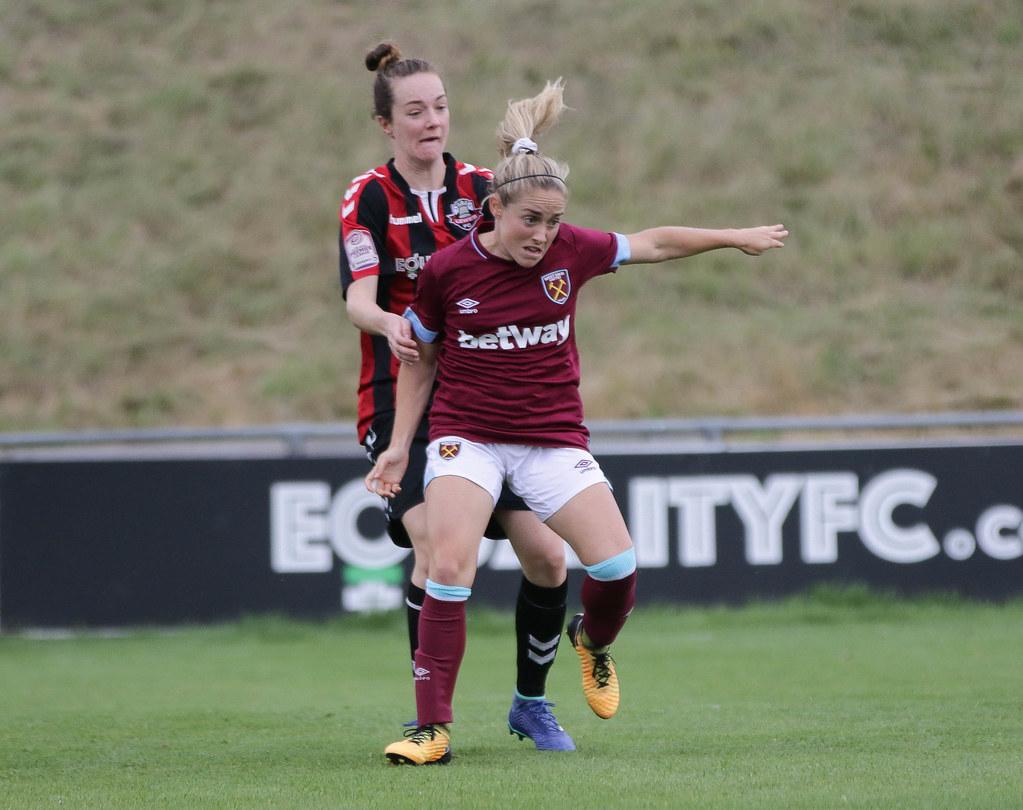 ... Lewes FC Women 0 West Ham Utd Women 5 pre season 12 08 2018-91 b8d3bd800