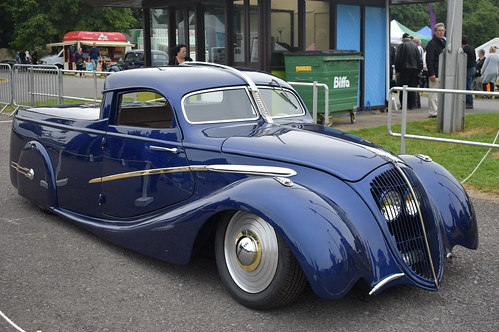 1939 Peugeot 202 Custom Pick Up Metropolis Museum Info