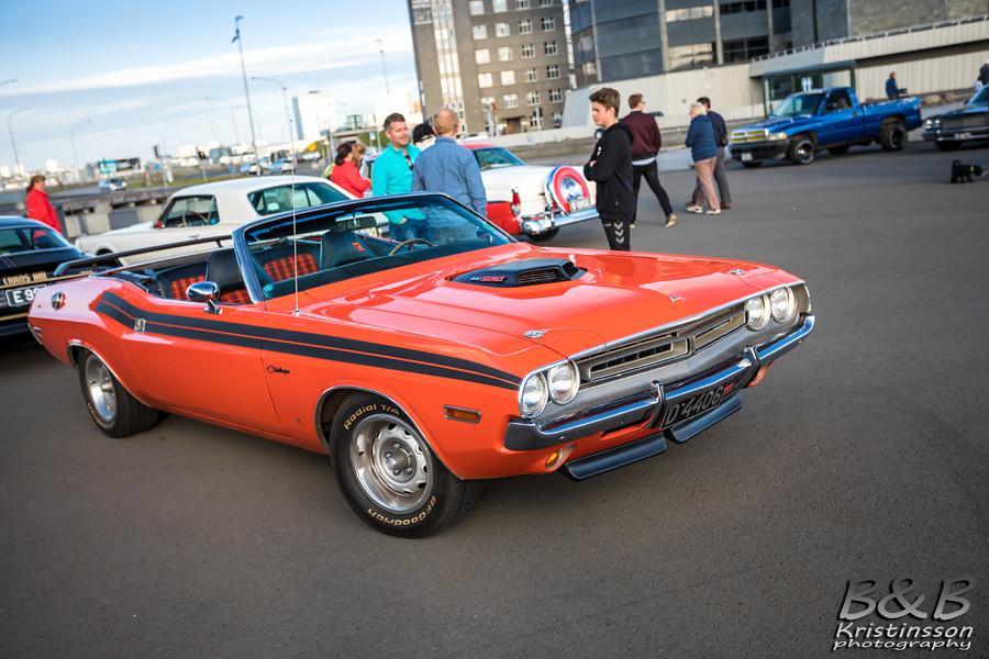 Dodge Challenger Convertible 71 Kruser Runtur 17 Juli 1 Flickr