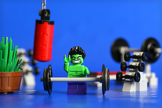Ready for sweet gains... | by Frost Bricks