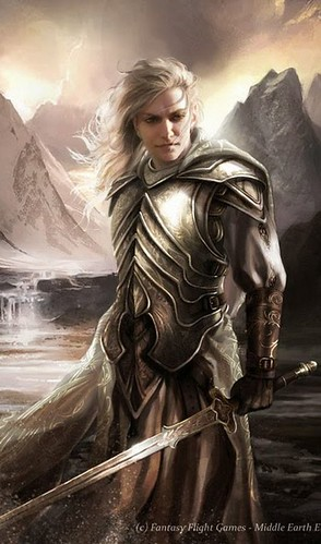 Glorfindel-0 | by DReager100