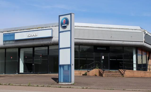Older car showrooms and garages uk flickr for Garage auto b2
