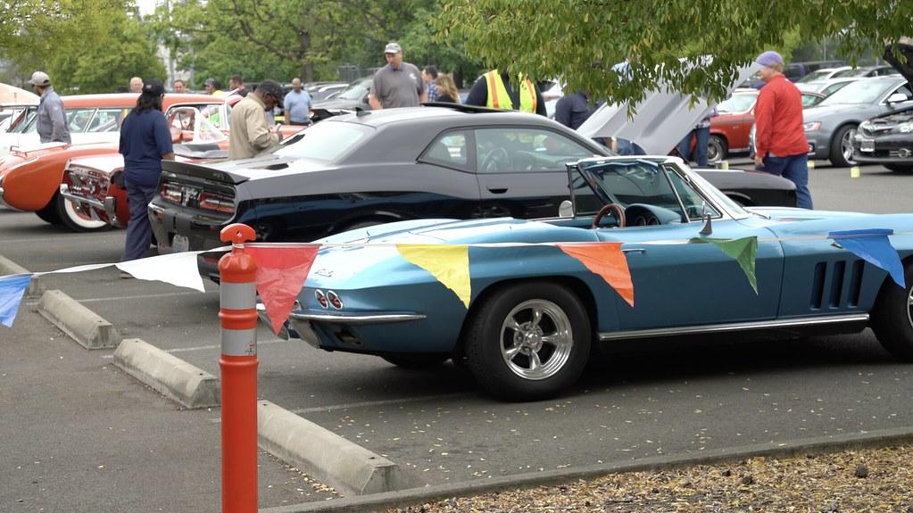 Car Show Seattle City Light Flickr - Car show seattle