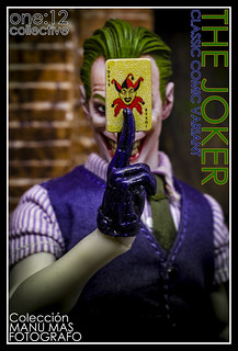 Mezco ONE:12 Colelctive - The Joker | by manumasfotografo