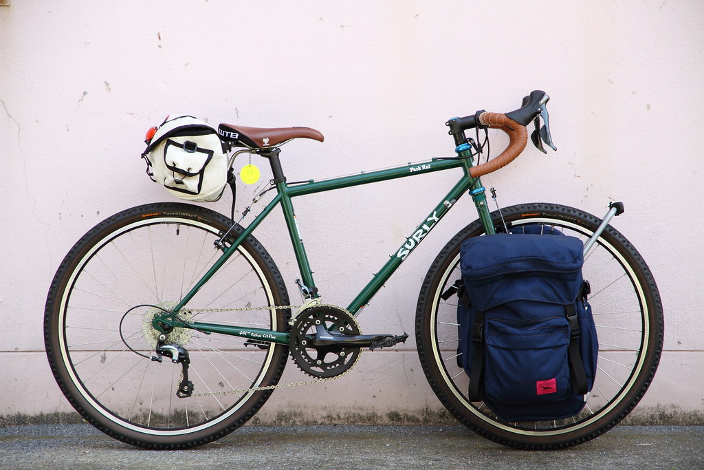 SURLY* pack rat (42) | Frame :*SURLY* pack rat Headset :*CH… | Flickr