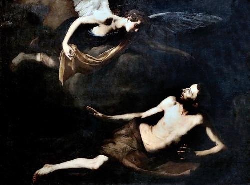 Francois Illas New Tradition: IMG_6391 Jusepe De Ribera. 1591-1652. Naples Saint Francis