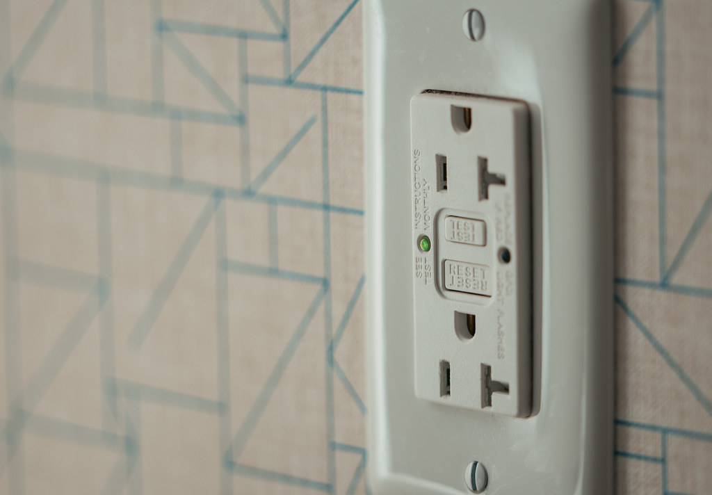 Ground Fault Circuit Interrupter (GFCI) Electrical Outlet | Flickr