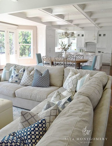 By Decor Object Decor Hacks : Living Room Pillows. Sita Montgomery  Interiors. | By Decor Object