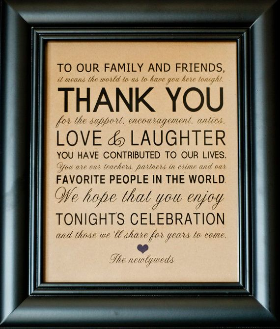 Love Quotes For Wedding Thank You Wedding Reception Sign Flickr