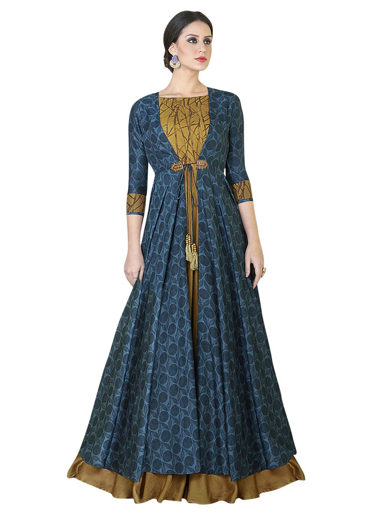 Buy Designer Gowns Online Shop Party Wear Long Ethnic Gow Flickr