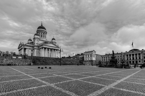 Cathedral, Helsinki, Finland HDR | by Brandon Kopp