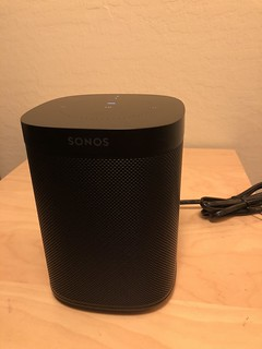Sonos One | by Cat Chen