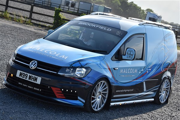WH Malcolm Volkswagen Caddy M 99 WHM