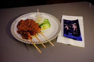 Satay service | by A. Wee