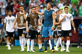 FIFA World Cup 2018 - Group F, Matchday 1 - Germany 0 - 1 Mexico - Luzhniki Stadium, Moscow - June 17, 2018 | by oriehnid