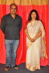 Viswamitra title logo Launch Stills