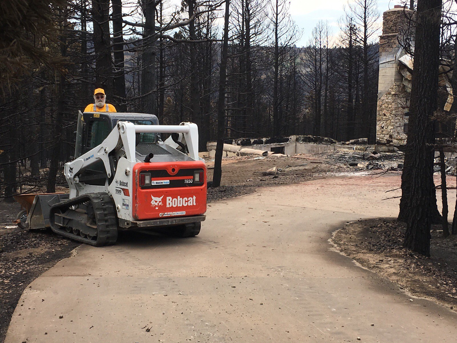 Southern Baptists respond to Colorado forest fires
