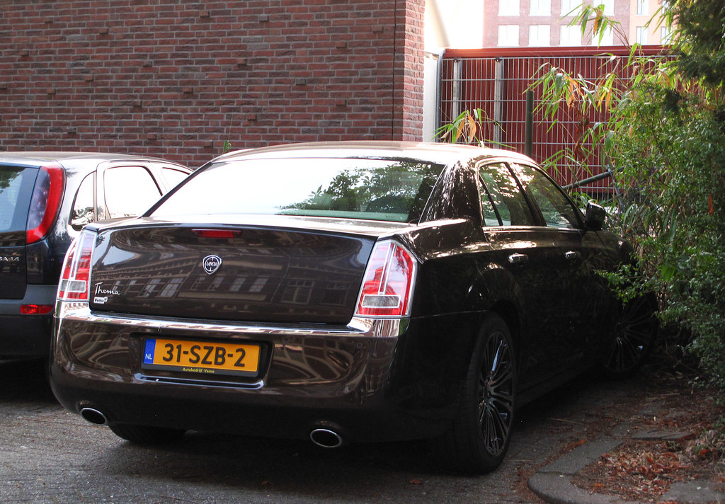 2012 Lancia Thema 30 V6 Multijet Ii Place S Hertogenbos Flickr