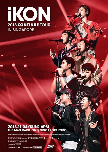 iKON 'Continue' Tour in Singapore | by sgXCLUSIVE