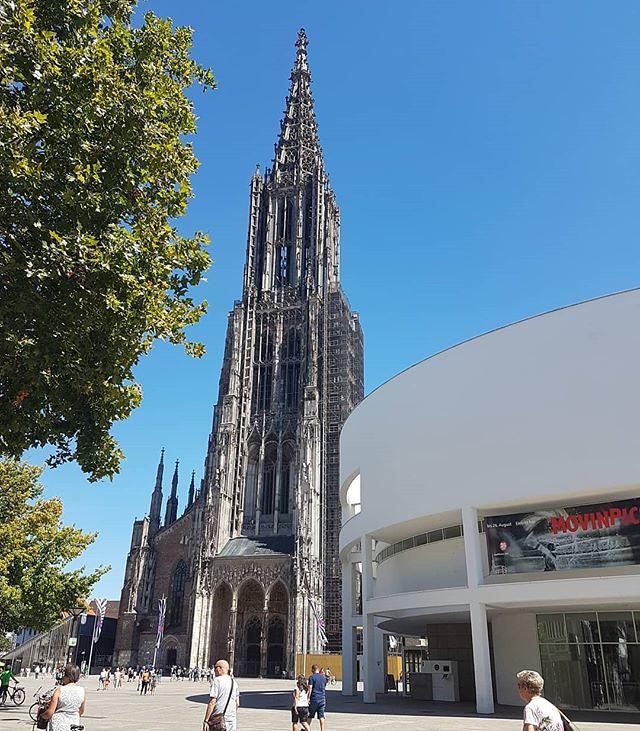 Heimatstolz Das Ulmer Münster Die Größte Evangelische Flickr