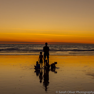 Sunset Silhouettes | by sarahOphoto