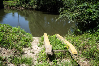 Blantyre Access on French Broad River-001 | by RandomConnections