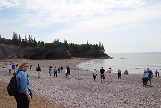St. Martins Sea Caves (New Brunswick, Canada) - St. Martins and Bay of Fundy Express Excursion Pictures - (Adventure of the Seas - July 31st, 2018) | by cseeman