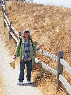 Carol at Point Pinole | by T. Christensen