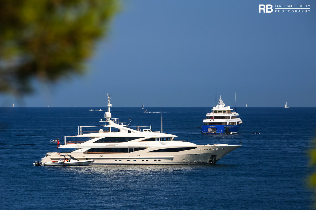 Belle Anna - 50m - ISA Yachts | Name: Belle Anna Length: 50m… | Flickr