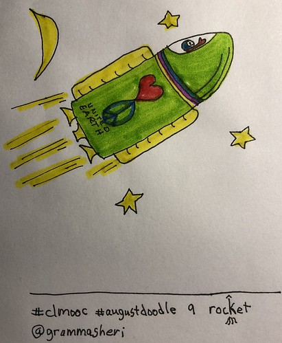 clmooc_august_rocket_IMG_3473 | by teach.eagle