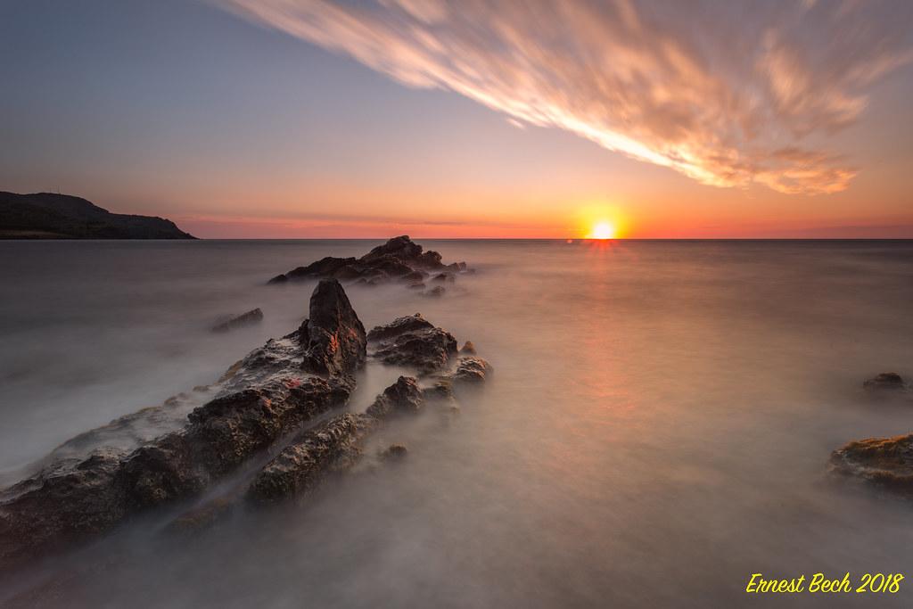 sunrise le explore ernest bech flickr