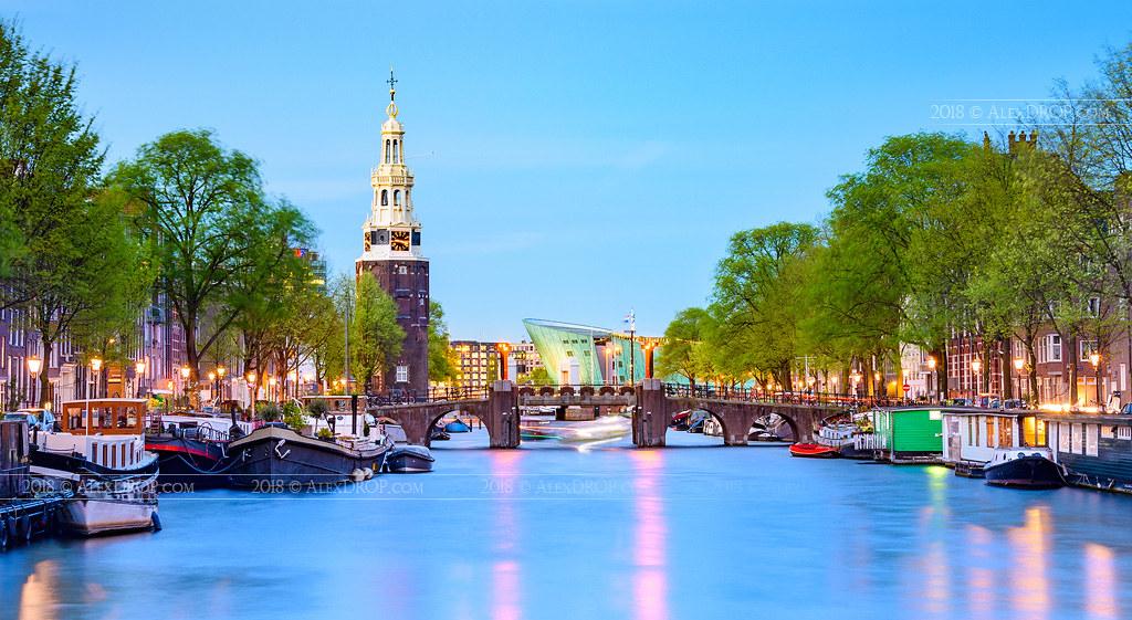 4 انشطة سياحية يمكن القيام بها ببرج مونتيلبانستورن في امستردام