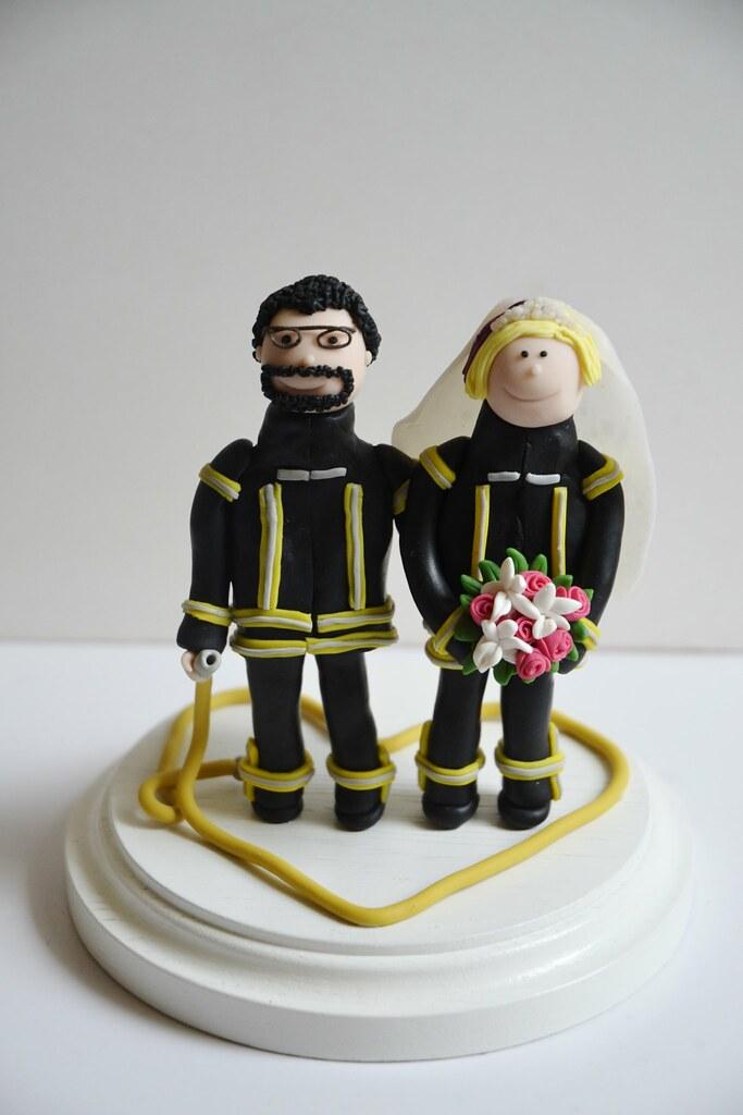 Wedding Caketopper Hochzeitstortenfigur Hochzeit Hochz Flickr