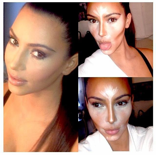 Best Ideas For Makeup Tutorials : Kim Kardashian makeup | Flickr