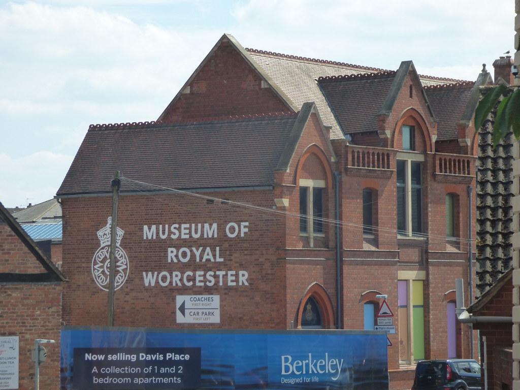Museum of Royal Worcester - Severn Street, Worcester | Flickr