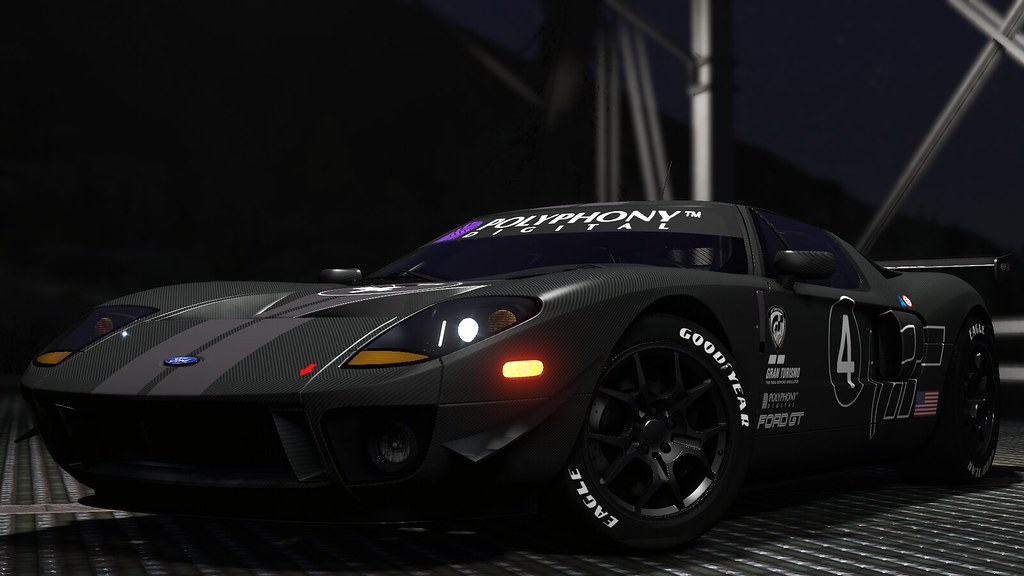 Ford Gt Lm Race Spec Ii Test Car Gta V By Stellasin
