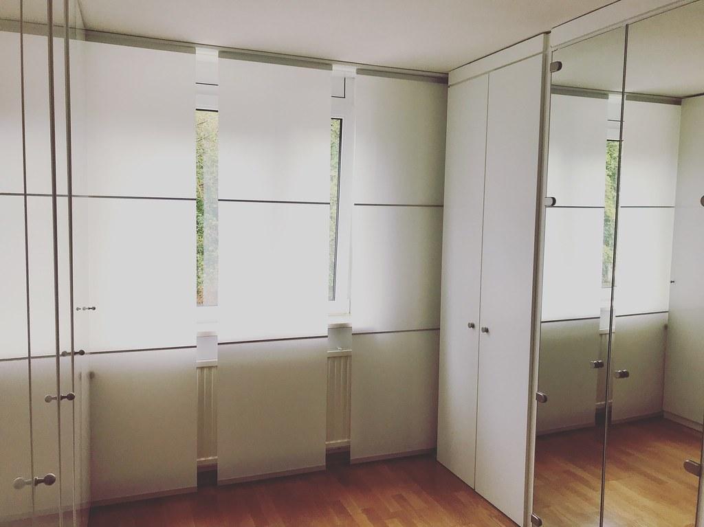 Kleedkamer In Slaapkamer : Semi transparante #paneelgordijnen garanderen #privacy in u2026 flickr