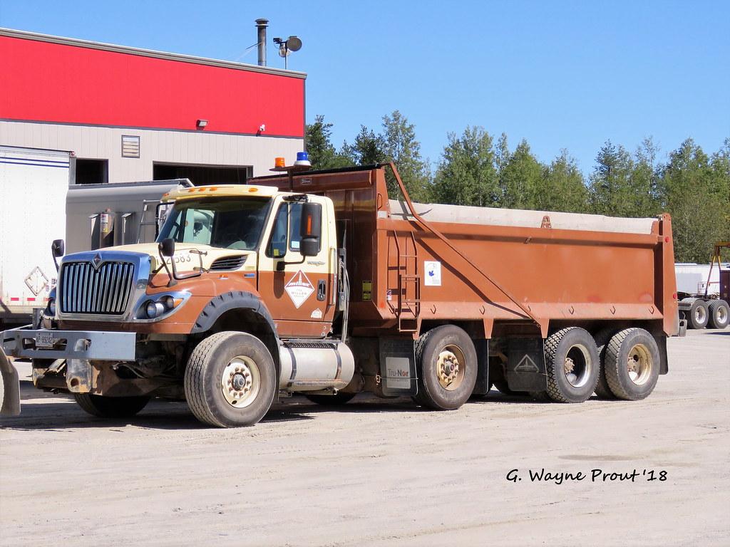 ... 2012 International WorkStar 7600 Snow-Plow/Dump Truck | by Gerald  (Wayne)