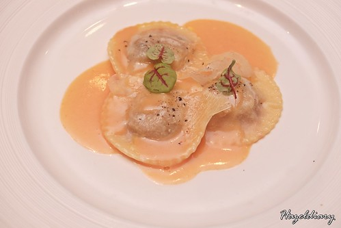 Poolgrill Marriott Tang Hotel-Raviolli | by Hazeldiary