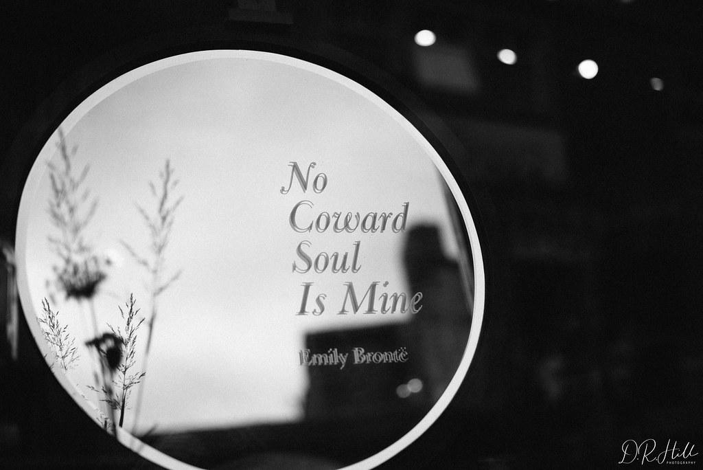 no coward soul is mine