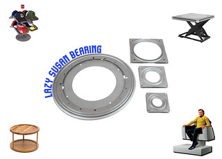 Triangle Mfg Lazy Susan Bearing | by Wisconsin Manufacturers & Commerce