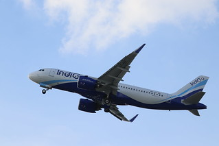 A320neo IndiGo VT-IVY delivery | by XFW-Spotter
