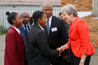 PM in South Africa | by UK Prime Minister